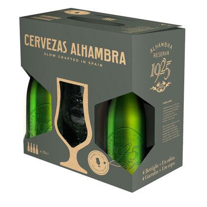 Alhambra Reserva 1925 + Copa