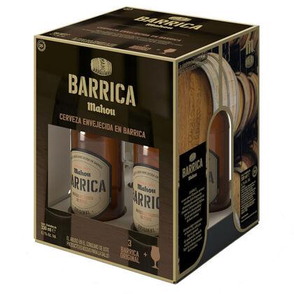 Mahou Barrica Original + Copa